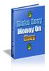 Thumbnail Make Easy Money On Ebay - PLR